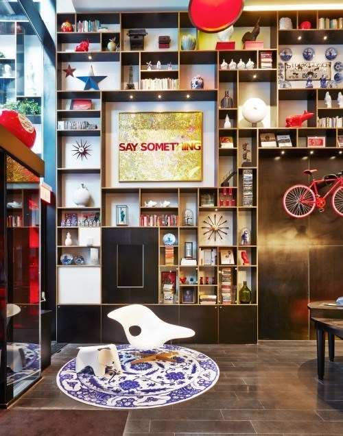 Bricks Citizenm Ny X in addition Maskers furthermore Dba A B as well Luitingh Sijthoff Uitgevers Publishers Office Kantoor Interieur Interior Ontwerp Design Heyligers together with Main Image. on amsterdam